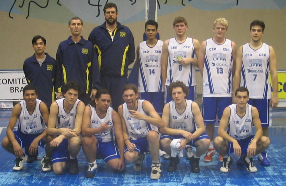 UFPR 2004 Brasileiro Universitario em Sao Paulo