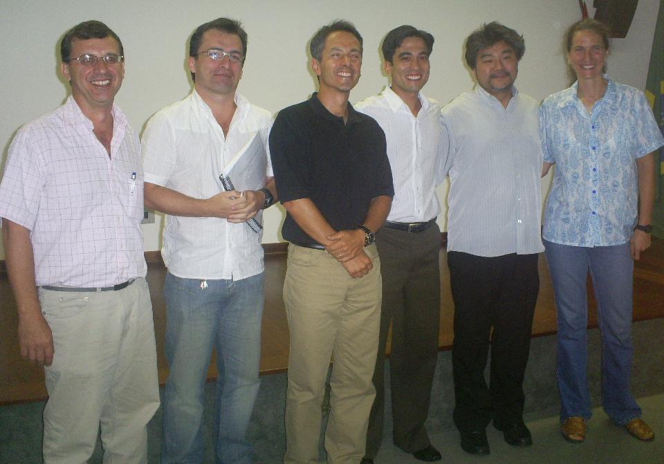 Banca de Defesa de Doutorado - USP 2009